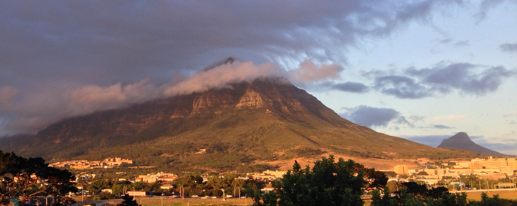 Quality Treatment & Care With Views of <b><span>Table Mountain</b></span>
